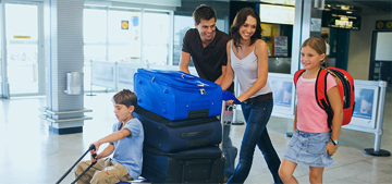 baggage handling porter services
